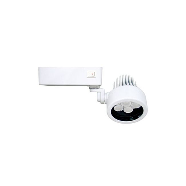 CTL8029LH 27W 27K Medium LED Dimmable Optica Track Fixture by ConTech | CTL802927LHM27D-P