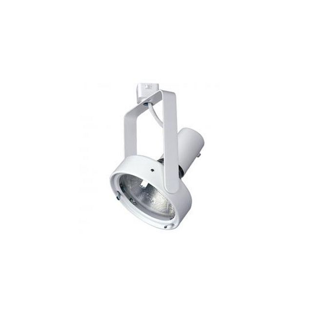 CTL838 Line Voltage PAR38 Heavy Duty Gimbal Track Fixture by ConTech | CTL838-P