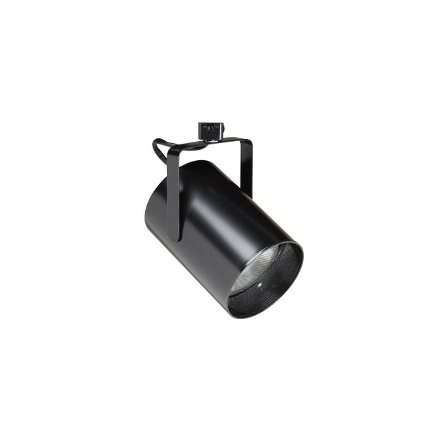 CTL140 Line Voltage PAR38 Flat Cylinder Track Fixture by ConTech | CTL140-B