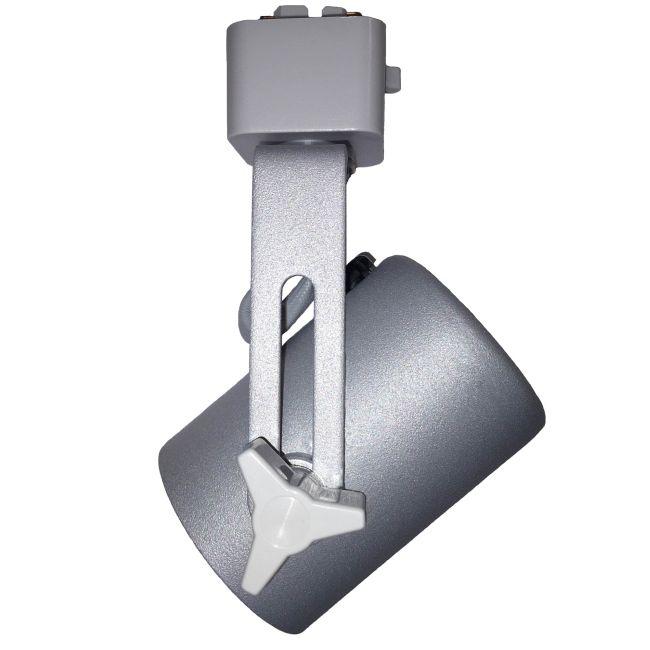 CTL603A Line Voltage PAR Universal Lampholder Track Fixture by ConTech | CTL603A-S