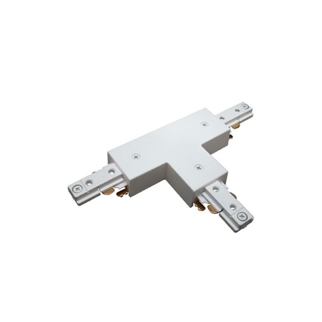 2-Circuit Track LA-214 Reverse Polarity T Connector by ConTech | LA-214-P