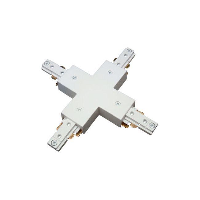 2-Circuit Track LA-215 X Connector by ConTech   LA-215-P