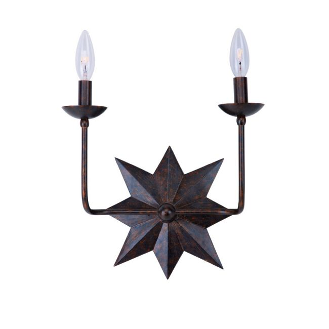 Astro Wall Sconce by Crystorama | 9232-EB