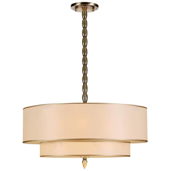 Luxo Pendant by Crystorama | 9507-AB