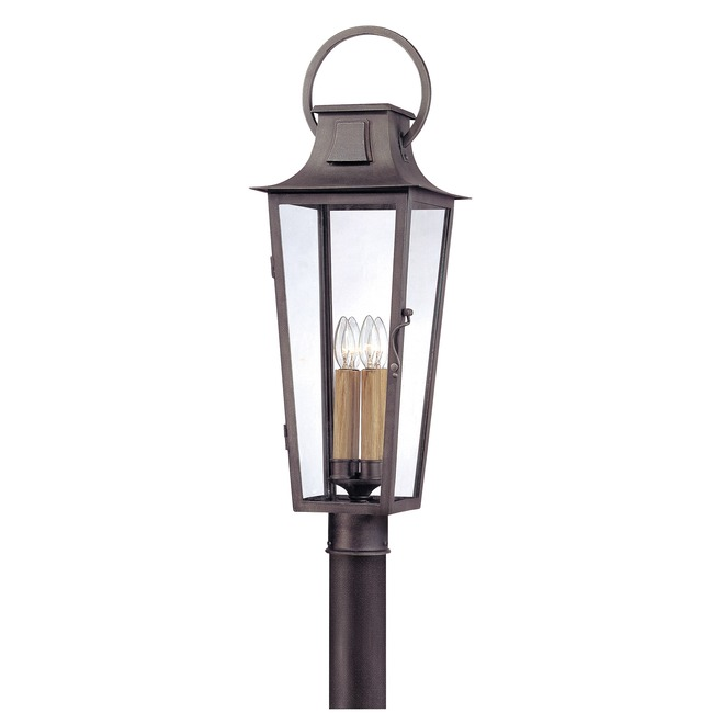 French Quarter Post Lamp by Troy Lighting | P2965