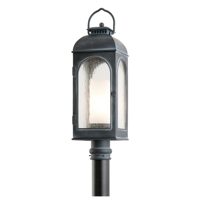Derby Post Light by Troy Lighting | P3285