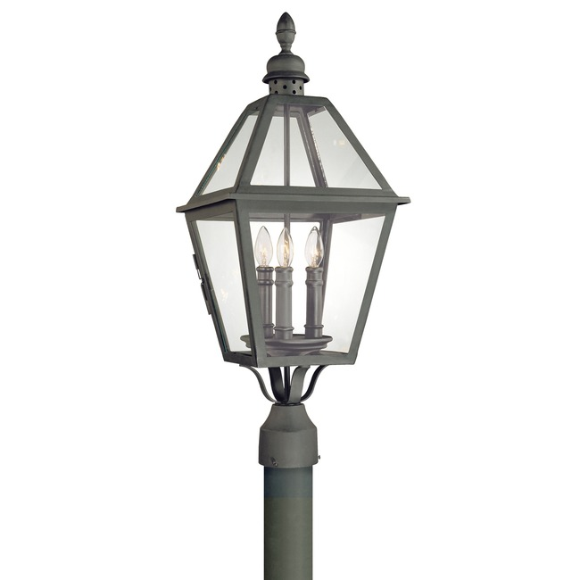 Townsend Post Lantern by Troy Lighting | P9625NB