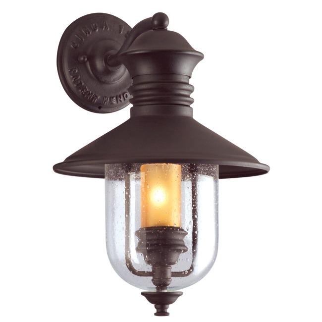 Old Town Wall Lantern by Troy Lighting | B9360NB