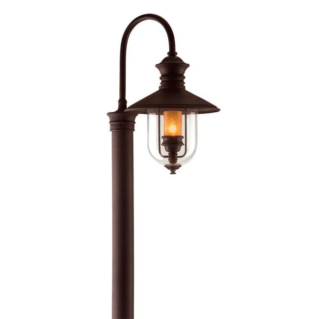 Old Town Post Lantern by Troy Lighting | P9364NB