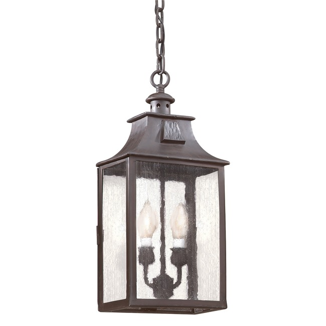 Newton Hanging Lantern  by Troy Lighting