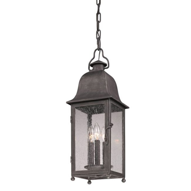 Larchmont Hanging Lantern  by Troy Lighting