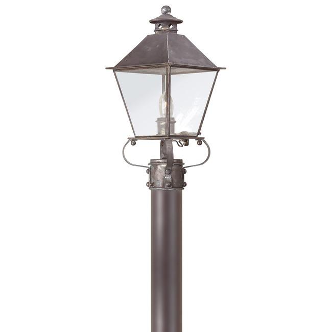 Montgomery Post Lantern by Troy Lighting | P9132CI
