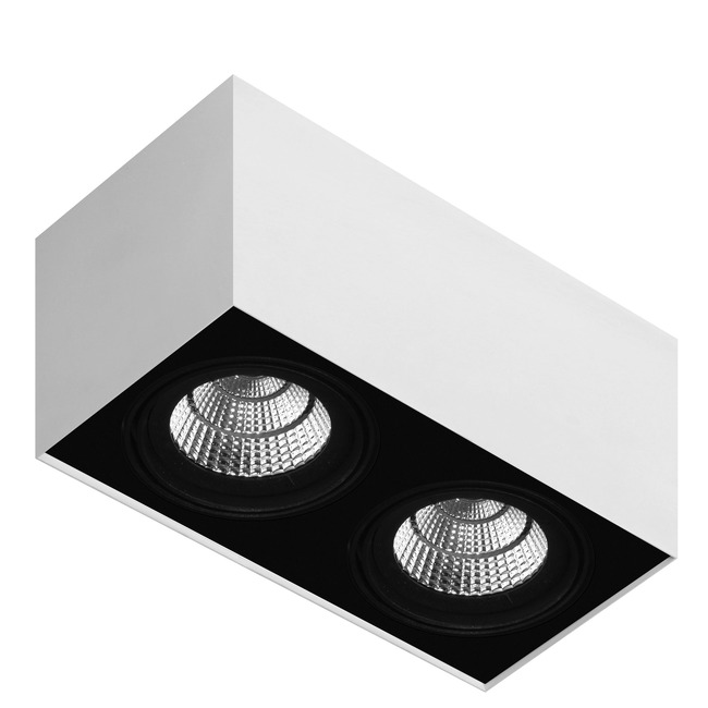 Box 2C 2 Light LED by Lucitalia | LC-210020131