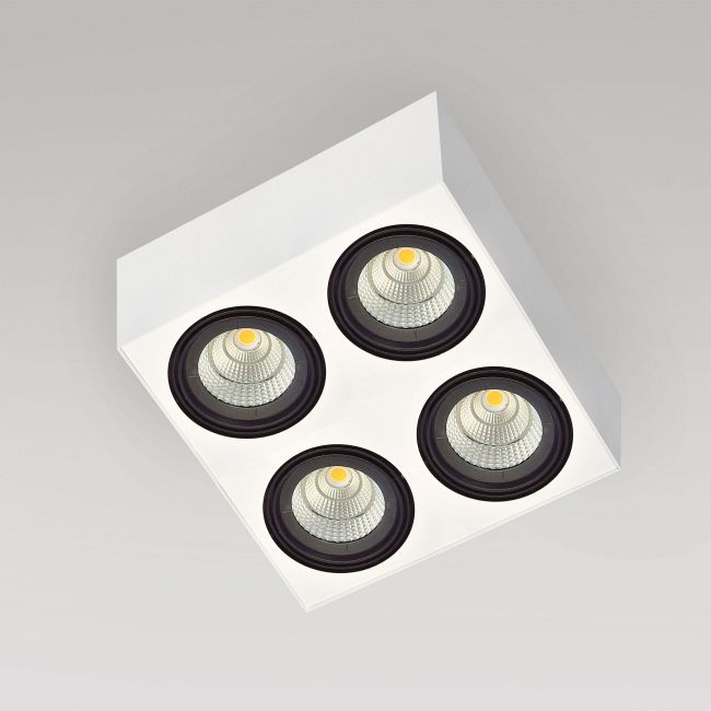 Box 2C 4 Light LED by Lucitalia | LC-210040131