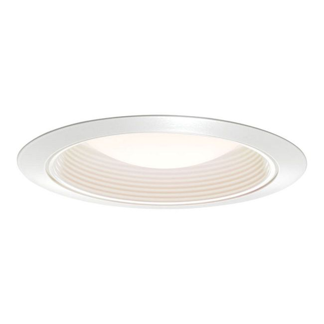 2330 Series 6 Inch Regressed Baffle Shower Trim by Juno Lighting | 2330WWH