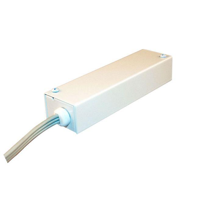 TL602E 60W Plug-In LED Electronic Remote Driver/Transformer  by Juno Lighting | TL602E60W12012AC6CPWH