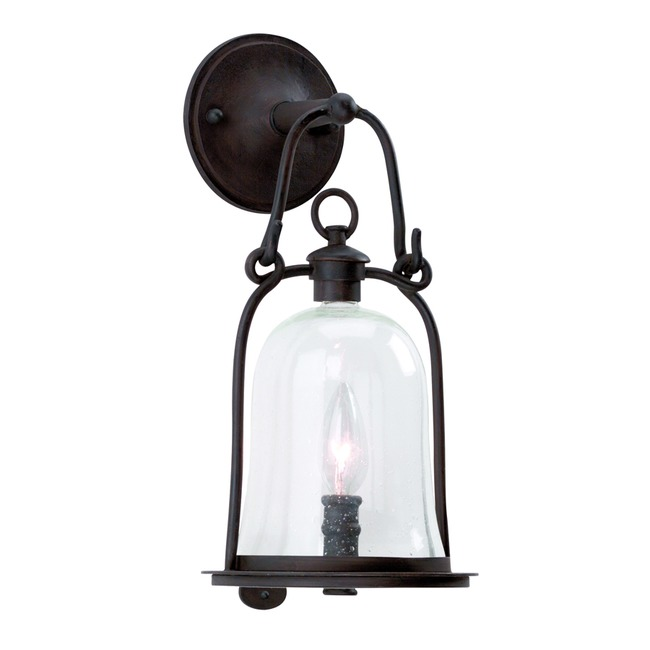 Owings Mill Outdoor Wall Sconce by Troy Lighting   B9461NB