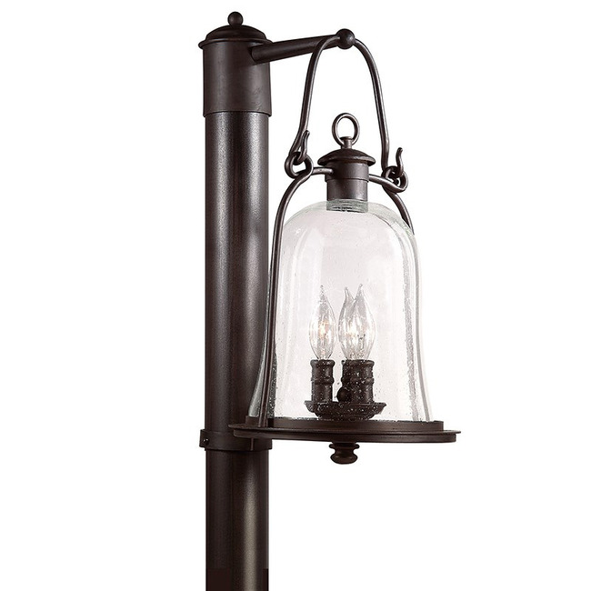 Owings Mill Post Light by Troy Lighting | P9465NB