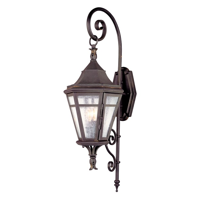 Morgan Hill Outdoor Wall Sconce by Troy Lighting | B1271NR
