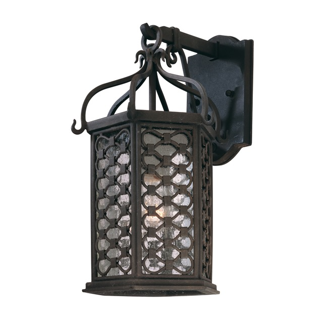 Los Olivos Outdoor Wall Sconce by Troy Lighting   B2372OI