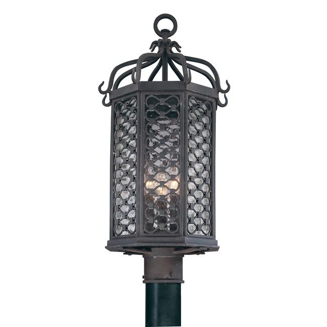 Los Olivos Post Lantern by Troy Lighting | P2375OI
