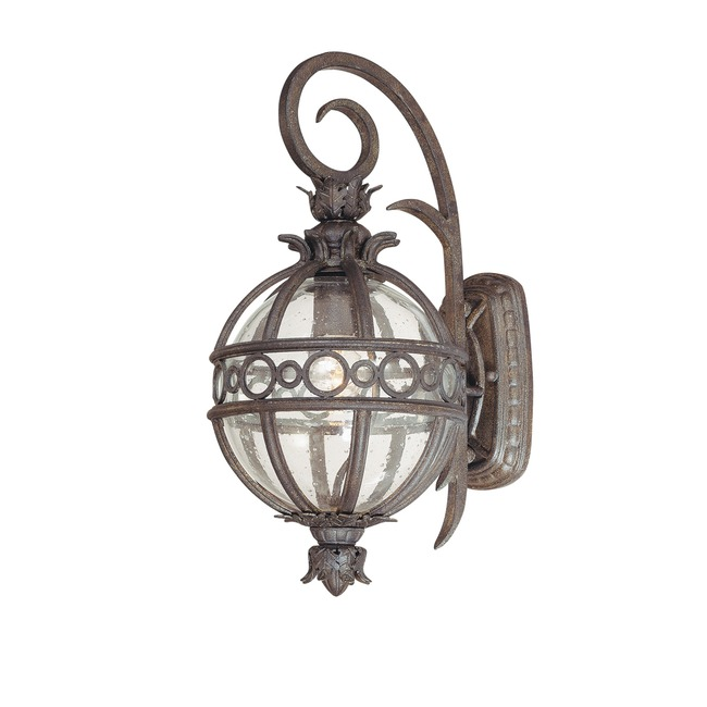 Campanile Outdoor Wall Light by Troy Lighting | B5001CB