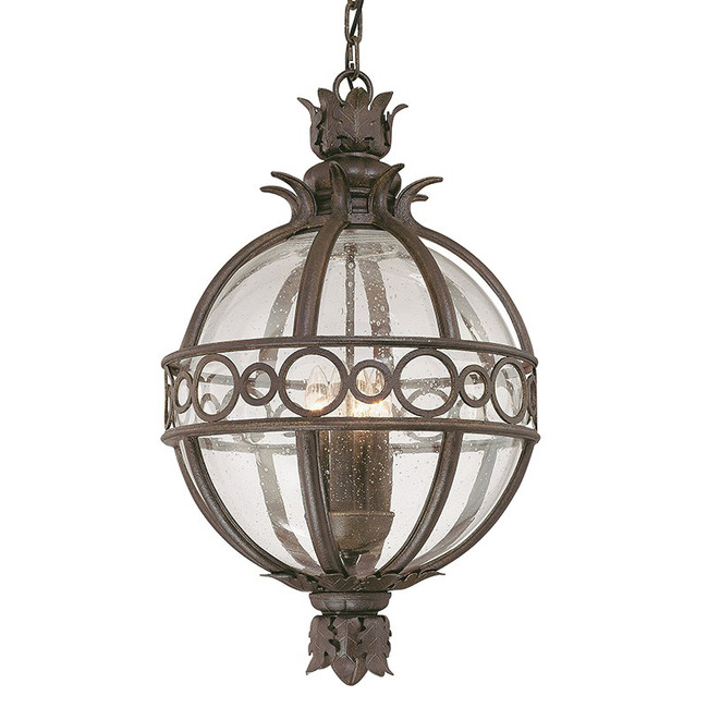 Campanile Outdoor Pendant by Troy Lighting | F5008CB