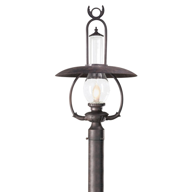 La Grange Post Lantern by Troy Lighting | PCD9012OBZ