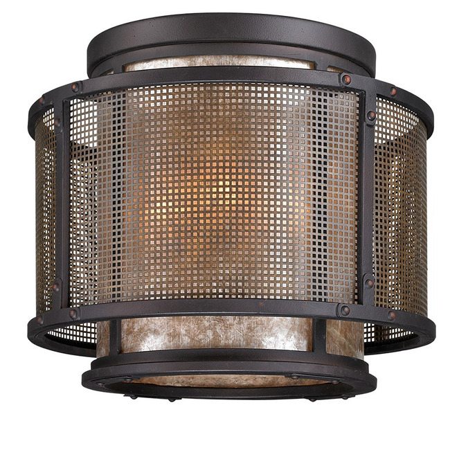 Copper Mountain Ceiling Flushmount by Troy Lighting | C3100