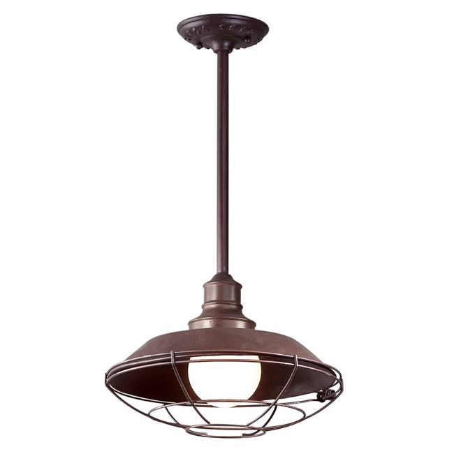 Circa 1910 Pendant by Troy Lighting | F9273OR