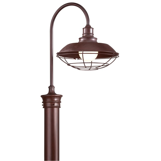 Circa 1910 Post Light by Troy Lighting   P9272OR