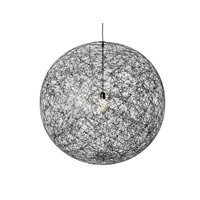 Random Light LED Pendant by Moooi | ULMOLRAL-M--BB