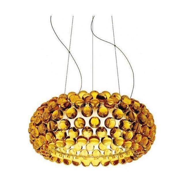 Caboche Media LED Suspension by Foscarini | 138007L 52 UL