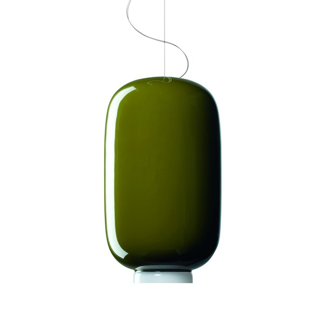 Chouchin 2 Mini Pendant by Foscarini | 210272R1-40U