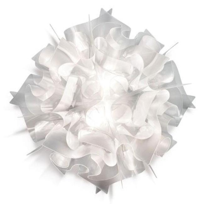 Veli Mini Wall Sconce by Slamp   VEL78PLF0001W_000