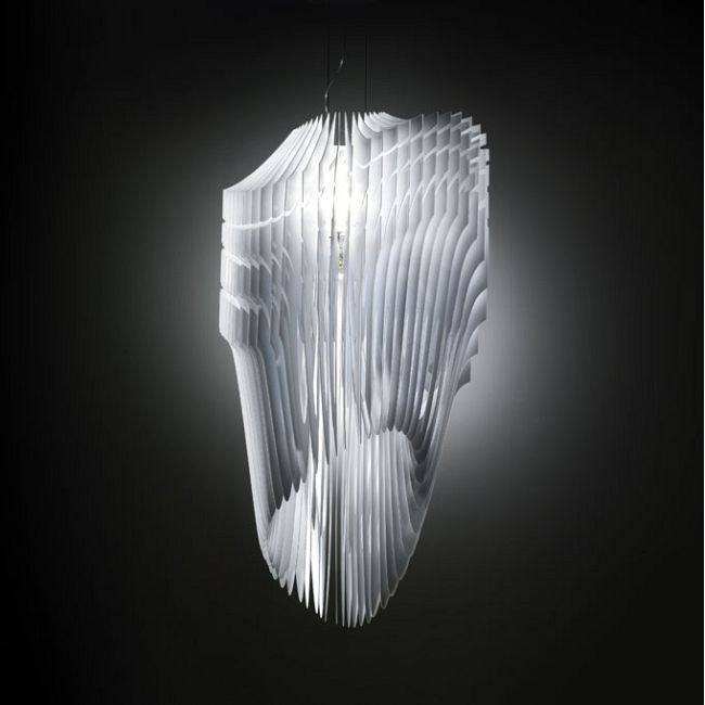 Avia Pendant by Slamp | AVI84SOS0001W_000