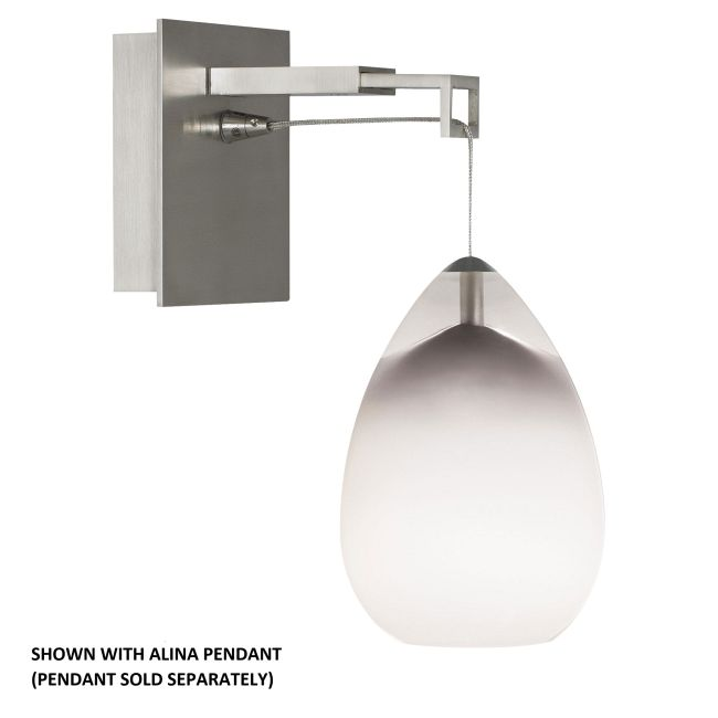 Ensu Halogen Wall Bracket by Tech Lighting | 700WSENSUS