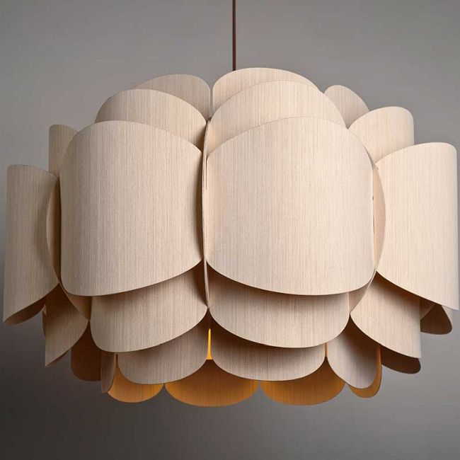 Bella Suspension by WEP Light   BE90-ASH