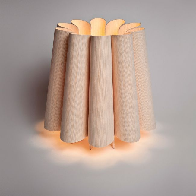 Sofia 31 Table Lamp by WEP Light | SO31-ASH