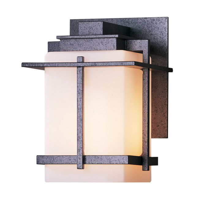 Tourou Small Outdoor Hanging Wall Light by Hubbardton Forge | 306006-1015