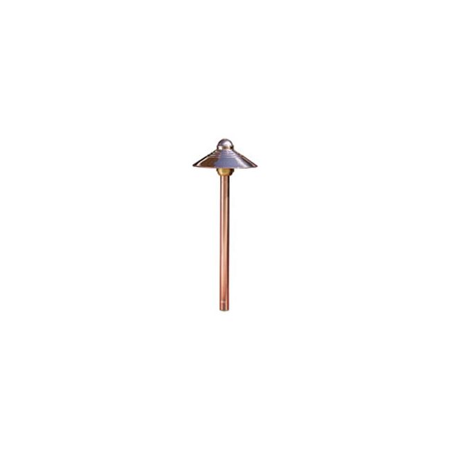 CUL6 Copper Pathlyte with Mounting Stake  by Hadco by Signify