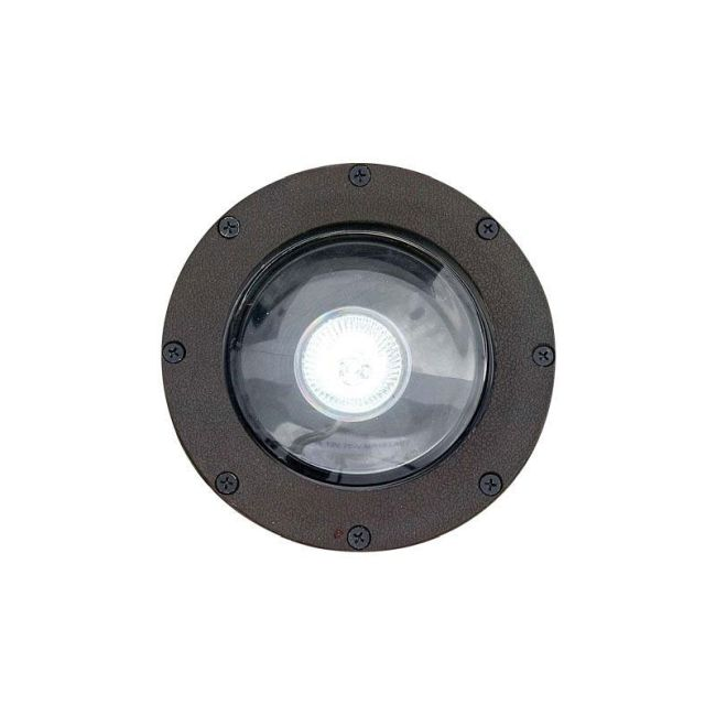 IL116 Inground Uplight with Trim Ring 7W 36 Deg by Hadco | IL116-HLED7FLW