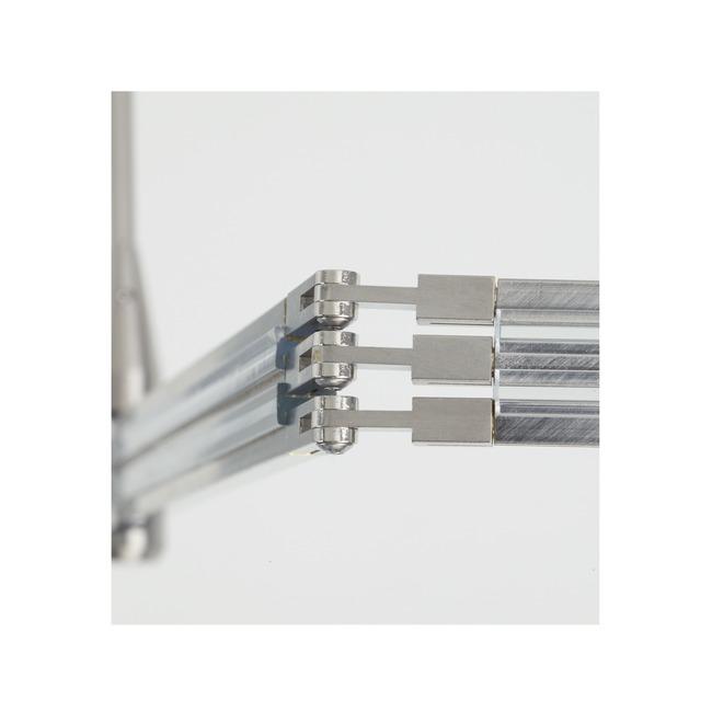 2-Circuit Monorail Flexible Vertical Connector  by Tech Lighting | 700MO2CFXVS