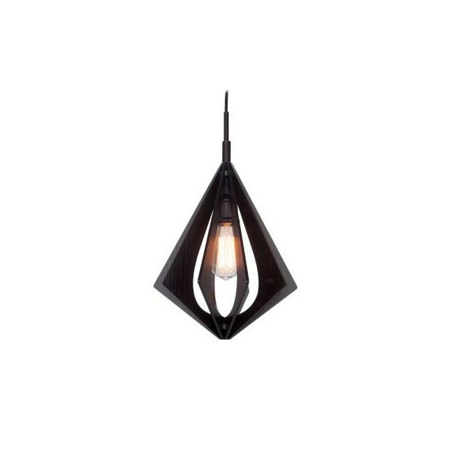 Foresee Woodwork Pendant by Woodbridge Lighting | 14023CBR-W1B1WG