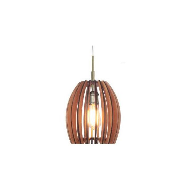 Crescendo Woodwork Pendant  by Woodbridge Lighting