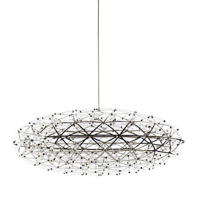 Raimond Zafu Dimmable LED Suspension by Moooi | ULMOLLEDZ75A