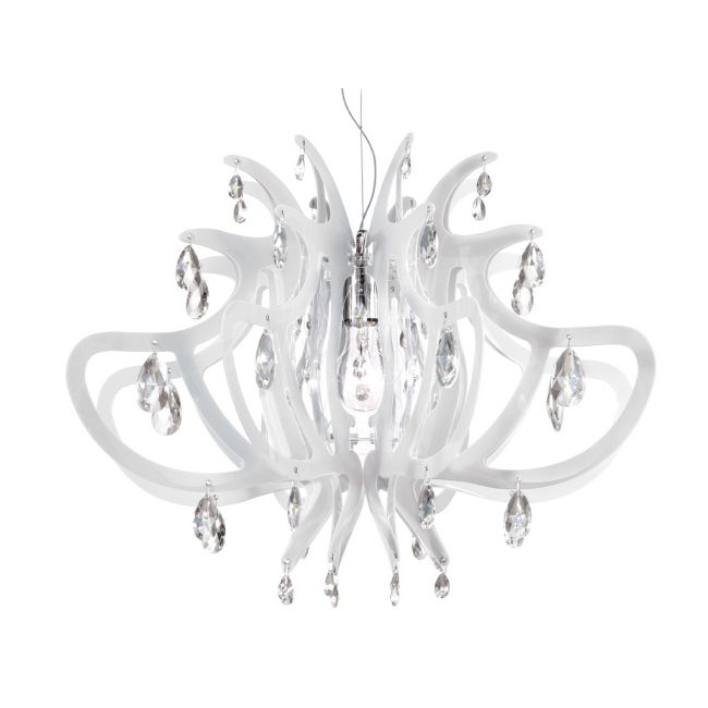 Lillibet Suspension by Slamp   LIL14SOS0000WT