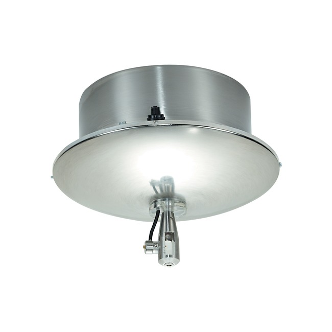 2-Circuit Monorail 500W Single Feed Surface Transformer by Tech Lighting   700mo2srt50ds