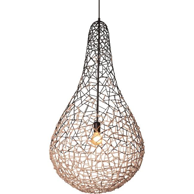 Kris Kros Hanging Lamp by Hive   LKK-BK-2037