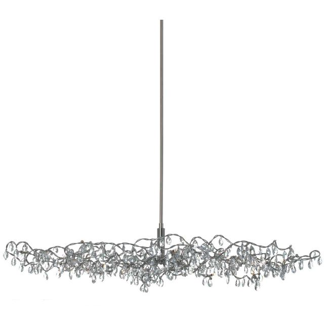 Tiara Oval Chandelier  by Harco Loor